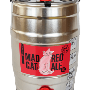 red ale minikeg trade
