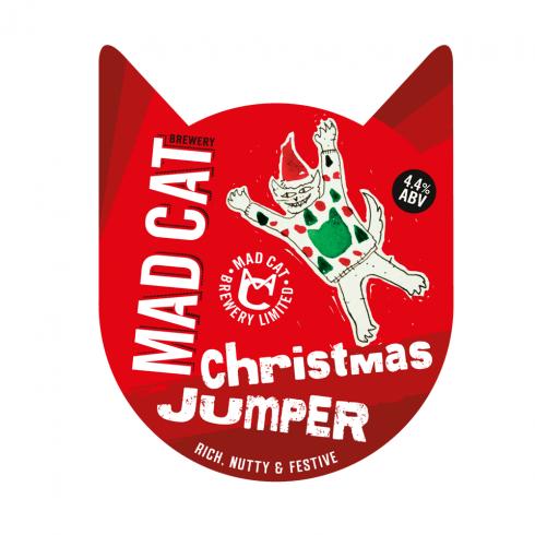 Christmas Jumper pump clip
